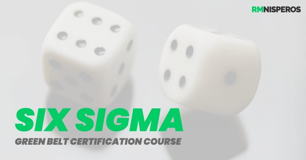 Six Sigma Green Belt Certification Course 4