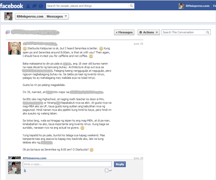 Facebook Chat (3 of 5)