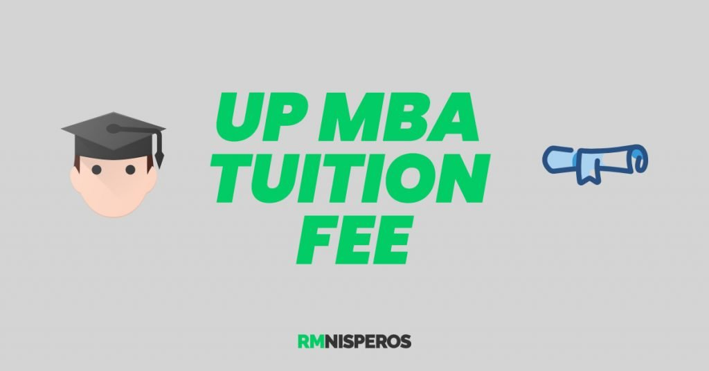 up mba tuition fee